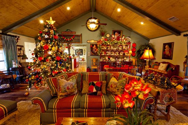 Arredare la casa per il Natale, Castaldo Arredamenti vi propone 10 soluzioni per farlo
