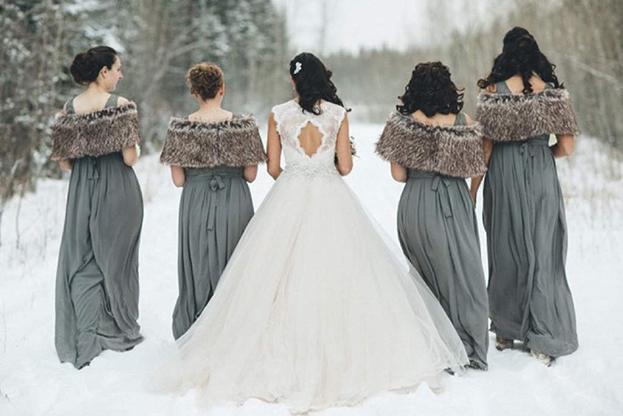 Il matrimonio d'inverno: Castaldo Arredamenti vi dice come