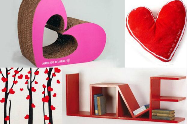 I 5 modi per rendere la casa un nido d'amore: Castaldo Arredamenti per San Valentino