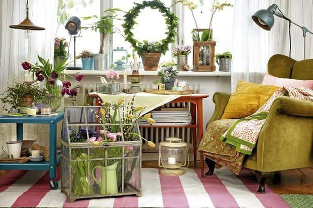 Come rinnovare la vostra casa per la primavera: i nostri consigli.