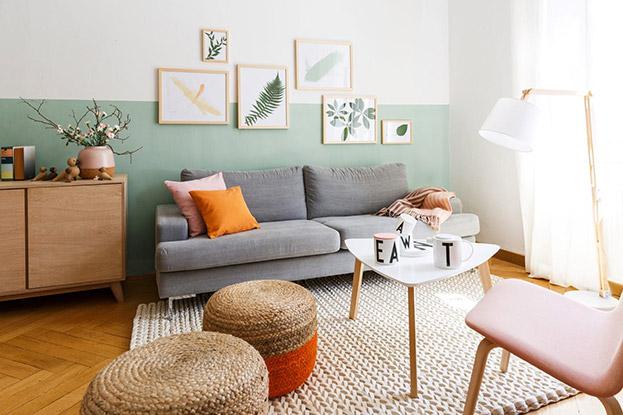 Un nuovo look al soggiorno, i consigli di Castaldo Arredamenti.