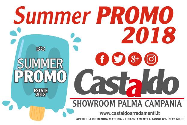 Castaldo Arredamenti Promozione Summer 2018