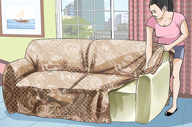 Rivestire un divano, vi diciamo come